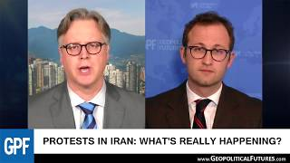 Iran protests tied to US-Israel secret deal?