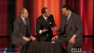 MAD Penn and Teller FOOLED by the BEST CARD TRICK OF ALL TIME !! On Fool Us