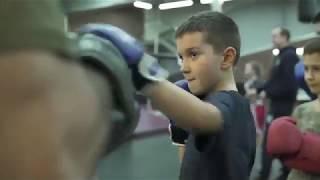 Секция бокса для детей м. Черкизовская
