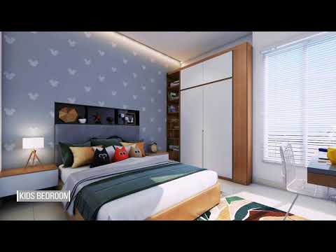 3D Tour of Gini Constructions Belvista Phase I