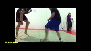 7 u80kgs Novice  Group C - Match 1 - Stephen Sanders (Big Kat MMA) vs. Scott Sneddon (Stealth BJJ).M