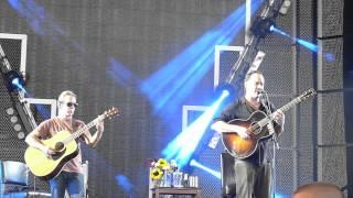 Dave Matthews & Tim Reynolds - Little Thing (Partial)- Canandaigua 07-15-2012