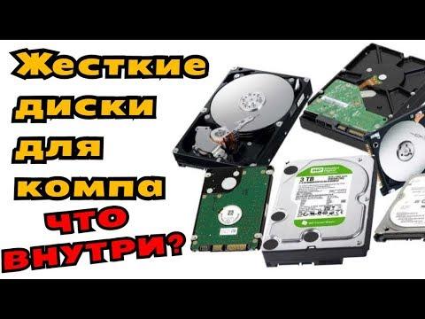 Жесткие диски для компьютера