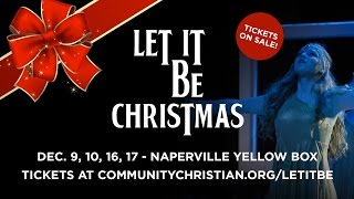 Let It Be Christmas 2016 Promo