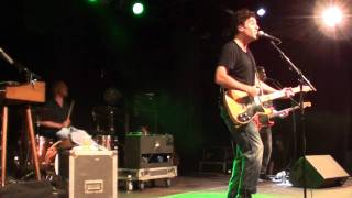 Joshua Radin - The one's with the light. Live in Sweden, Goteborg