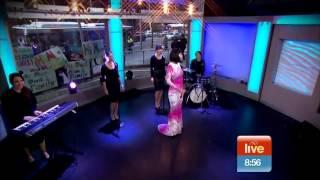 Dami Im - Super Love - On Channel 7 Sunrise
