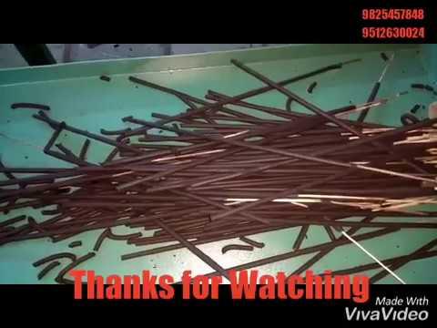 Long Incense Sticks Making Machine