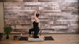 Protected: July 23, 2020 – Heather Wallace – Chair Yoga