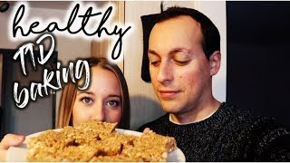 SITE CHANGES, HEALTHY BAKING & EAR INFECTIONS // Type 1 Diabetes Day In The Life