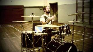 Architects - BTN (drum cover by Edwin Pantus 2011)