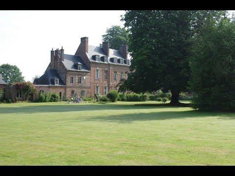 Buy Castle of Normandy Dieppe Cote Albâtre Wedding reception room and four Gîtes de charme Park Mead