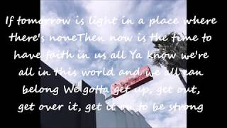 Tevin Campbell - Tomorrow A Better You, Better Me Lyrics 1990