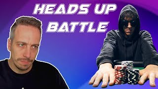 Heads Up battle for the win!