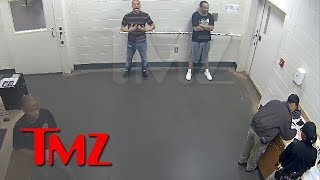 T.I. and Cop Argue About Reason for His Arrest in Jailhouse Video | TMZ