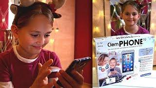Clementoni Clemphone 7.0 - 5 Zoll Smartphone für Kinder | Unboxing & Tutorial | Xscaped