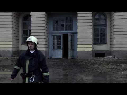 После пожара. Академия Художеств 4 марта 2014