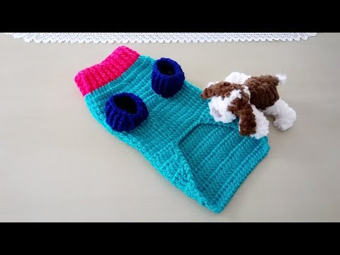 Suéter para mascotas