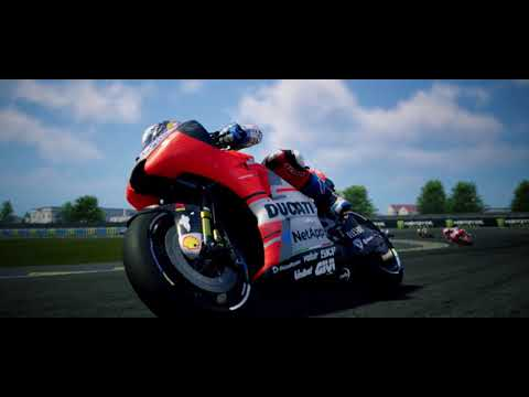 MotoGP™ 18 - Gameplay Trailer thumbnail