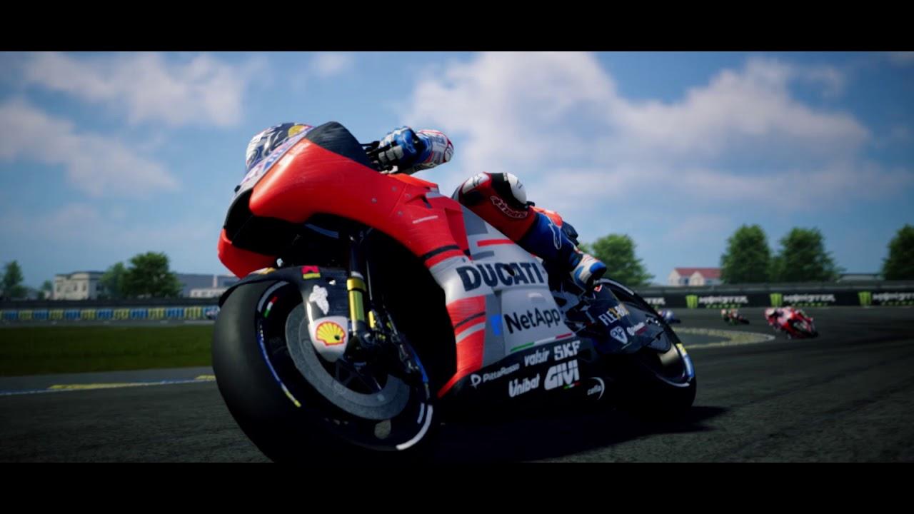 Trailer di MotoGP 18