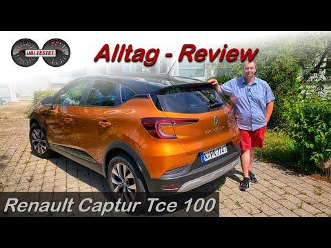 2020 Renault Captur TCe 100 Experience - Das goldene Händchen von Renault | Test - Review - Alltag