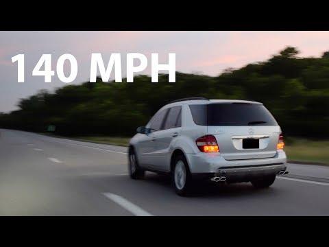 Mercedes ML320 diesel straight pipe - смотреть онлайн на Hah Life