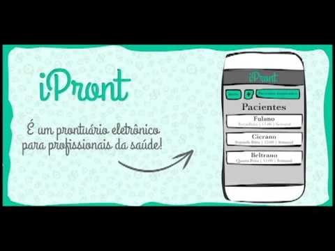 Video of iPront - Gerenc. de Pacientes