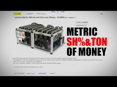 I Read Ridiculous Craigslist PC Ads | Cryptocurrency Edition!