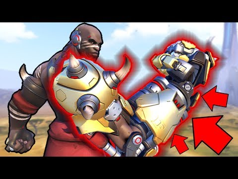 The MASSIVE Hitbox of Doomfist's… Fist (Overwatch)