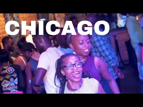 Dj Shinski performing Live In Chicago at Bassline Lounge
