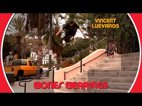 Bones Bearings BIG BALLS - Clip #6 Vincent Luevanos