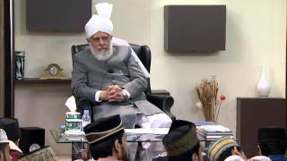 2012 (Waqifin-e Nau Khuddam – 10. November)
