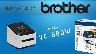 Let´s Test - Brother VC 500 W inkl. Einrichtung