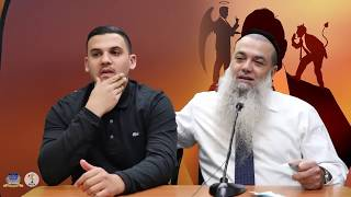 לנצח את הרע שבתוכנו - הרב יגאל כהן - שידור חי HD
