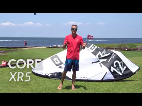 Core Riot XR5 Kite Review