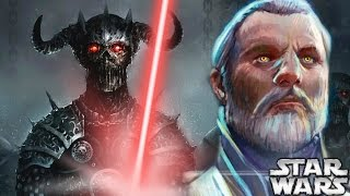 How Marka Ragnos Created The Most Powerful Sith of All Time – Star Wars Explained