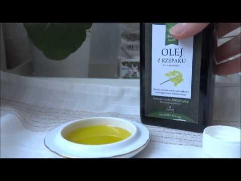 Maska do włosów z oliwą z oliwek