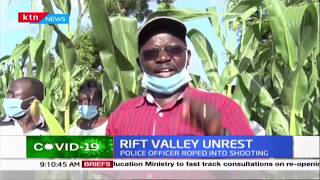 West Pokot Governor John Lonyangapuo voices concern over security operations in Tiaty