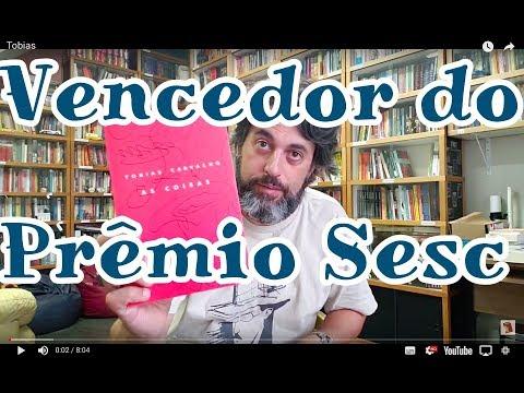 As Coisas - Tobias Carvalho - Prêmio Sesc de Literatura
