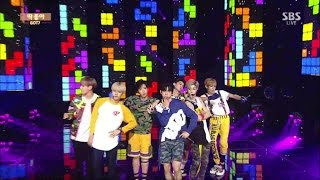"GOT7 ""딱 좋아(Just right)"" Stage @ SBS Inkigayo 2015.08.02"