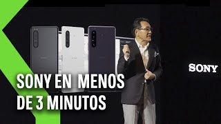 Sony 2020: Xperia 1 Mark II, Xperia Pro y Xperia 10 Mark II | La GRAN apuesta por la FOTOGRAFÍA y 5G