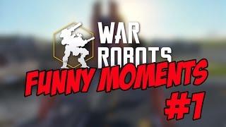 War Robots: Funny Moments #1