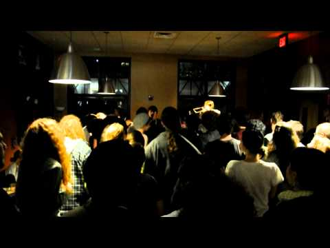 the Dancing Hats - I Can -  Live at Maggie's 11.16.11