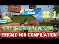 Victory Royale Montage EricMz Pro Nintendo Switch Fortnite Player
