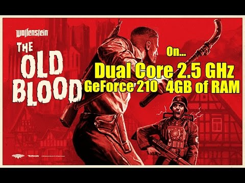 stuttering on i7 6700k and r9 390x 8gb :: Wolfenstein: The