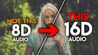 Billie Eilish   Everything I Wanted [16D AUDIO | NOT 8D] 🎧
