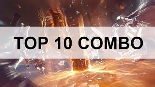 Top 10 Combo in Dota 2 History - Wombo Combo