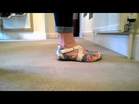 Think Chilli Crossover Shoe in White Multi