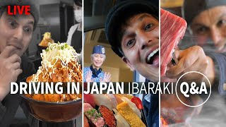 Q&A Driving in Japan   The Ibaraki Trilogy