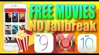 Download / Watch HD Movies Free Without Jailbreak On IPad Pro  IPhone 7  IOS 10  935  712