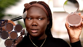 Ok Let's Talk About These Makeup Revolution Bronzers...|| Nyma Tang
